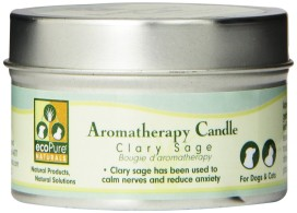 Clary Sage Aromatherapy Candle