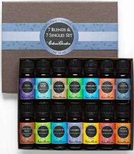 Synergy Essential Oils kit